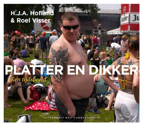 Cover Platter en Dikker Henk Hofland Roel Visser