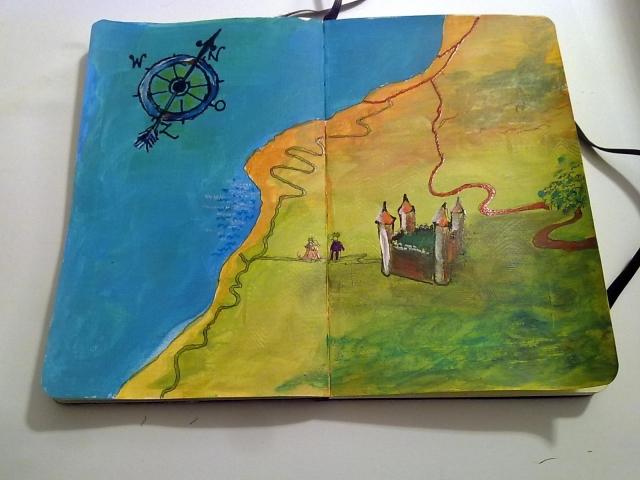 schetsboek #5