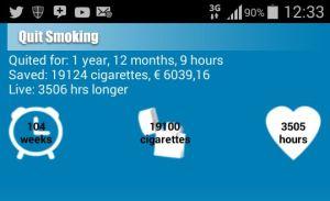 24 november. 2 jaar rookvrij