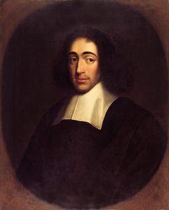 portret van Descartes