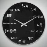 wiskundeklok