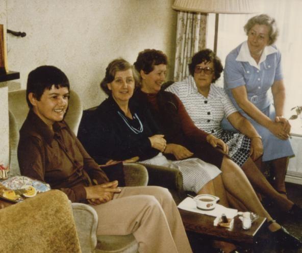Zussen Loes Ans Jos Marianne Joop 1978